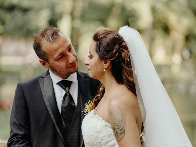 Il matrimonio di Stefano e Salvina a Scheggino, Perugia 40