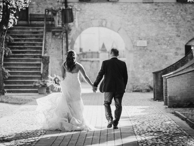Il matrimonio di Stefano e Salvina a Scheggino, Perugia 42