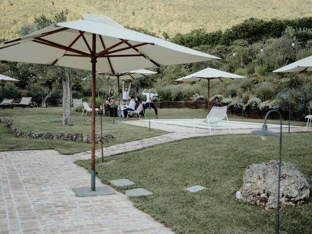 Il matrimonio di Stefano e Salvina a Scheggino, Perugia 47