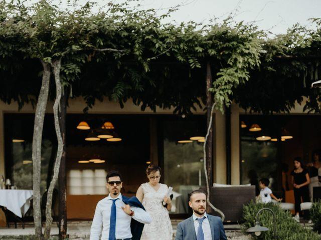 Il matrimonio di Stefano e Salvina a Scheggino, Perugia 49