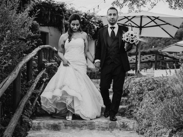 Il matrimonio di Stefano e Salvina a Scheggino, Perugia 50