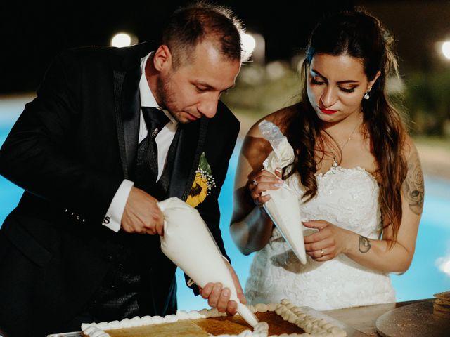 Il matrimonio di Stefano e Salvina a Scheggino, Perugia 52