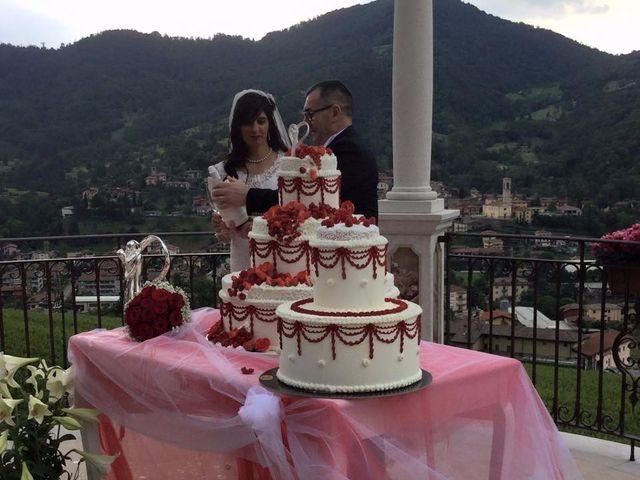 Il matrimonio di Giulio e Mara a Seriate, Bergamo 20