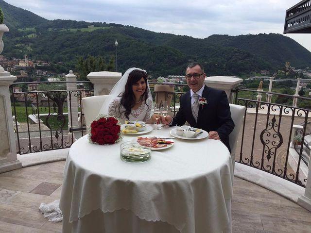 Il matrimonio di Giulio e Mara a Seriate, Bergamo 22