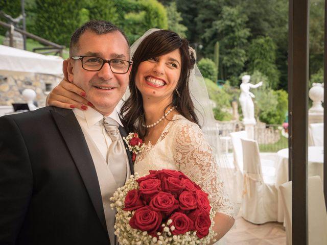 Il matrimonio di Giulio e Mara a Seriate, Bergamo 24