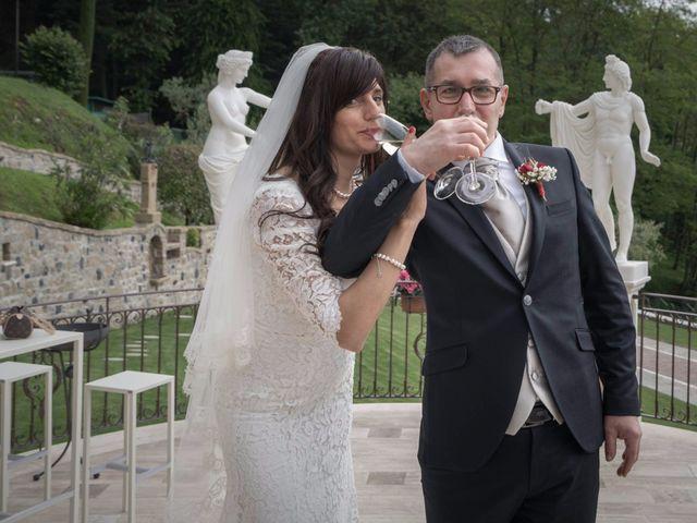Il matrimonio di Giulio e Mara a Seriate, Bergamo 26