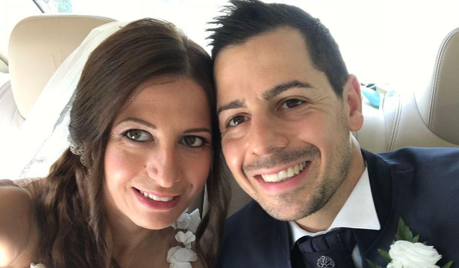 Il matrimonio di Marco  e Michela  a Cervinara, Avellino