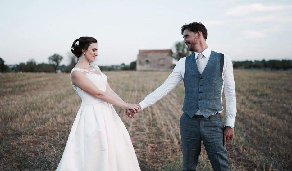 Il matrimonio di Antonio e Federica a Noci, Bari
