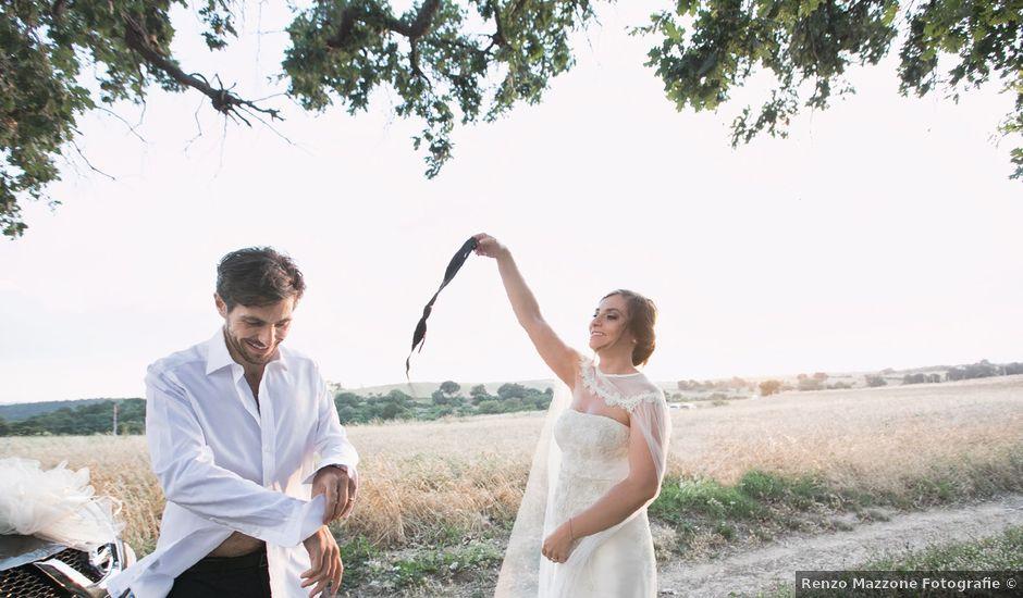 Il matrimonio di Nicola e Angela a Matera, Matera