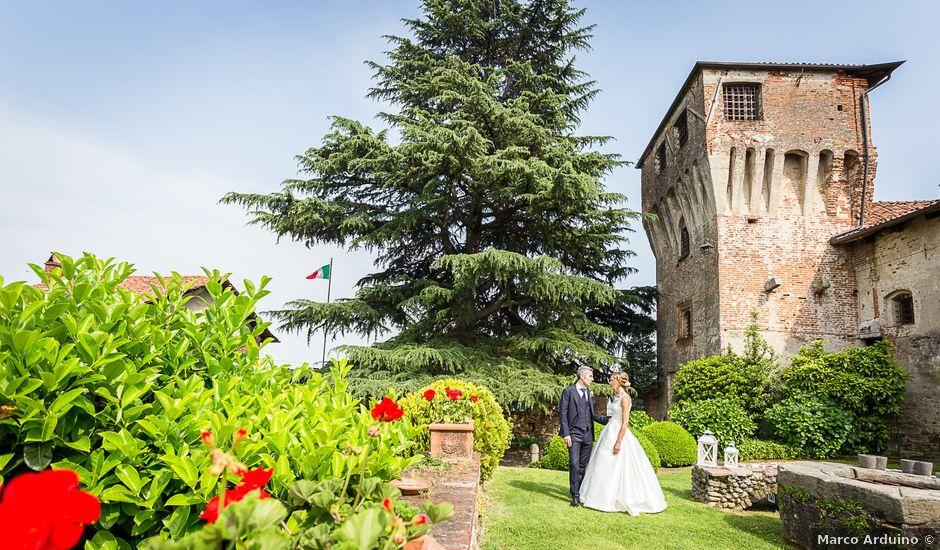 Il matrimonio di Roberto e Claudia a Moncrivello, Vercelli