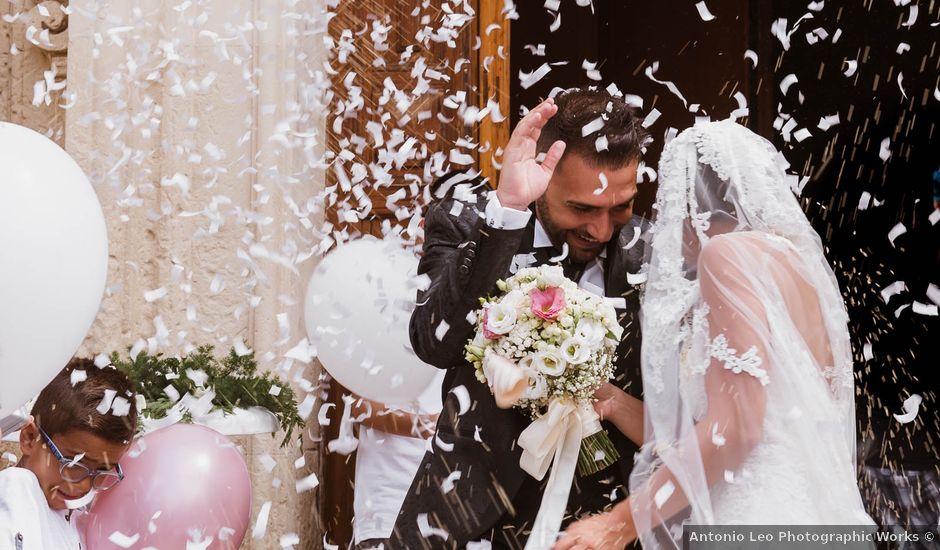 Il matrimonio di Matteo e Valentina a Lecce, Lecce