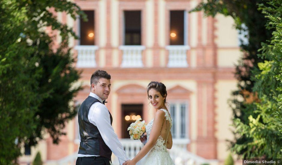 Il matrimonio di Enrico e Giorgia a Ravenna, Ravenna