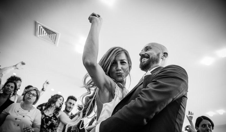 Il matrimonio di Piero e Carmelina a Vasto, Chieti
