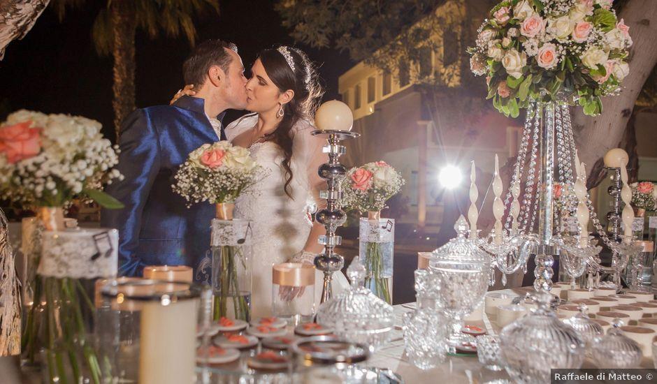 Il matrimonio di Emanuele e Grazia a Castel Volturno, Caserta