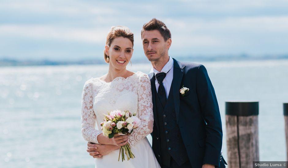 Il matrimonio di Nicola e Eleonora a Cavaion Veronese, Verona