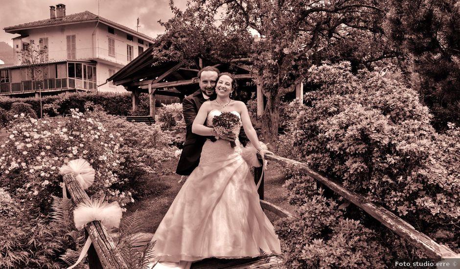 Il matrimonio di Paolo e Cristina a Cafasse, Torino