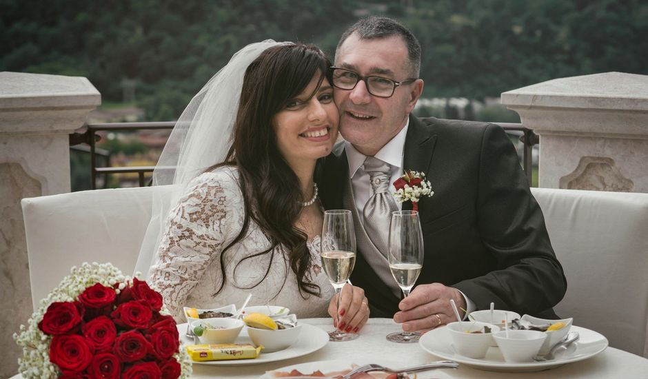 Il matrimonio di Giulio e Mara a Seriate, Bergamo