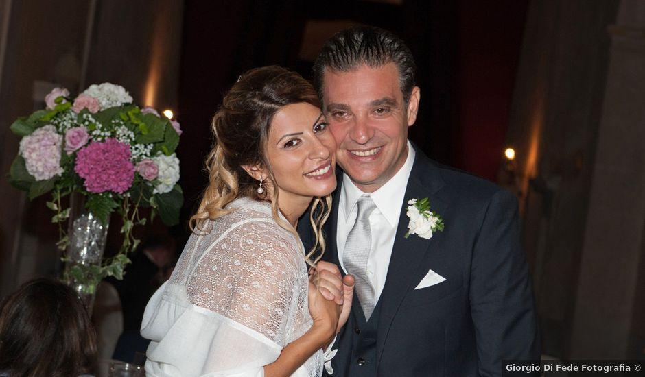 Il matrimonio di Fabio e Letizia a Contessa Entellina, Palermo