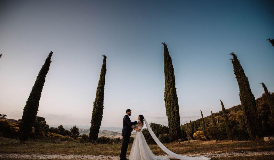 Il matrimonio di Davide e Sofia a Todi, Perugia