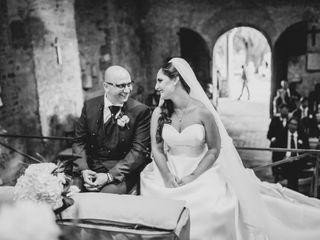 Le nozze di Giorgia e Stefano 1