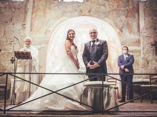 Le nozze di Giorgia e Stefano