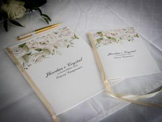 Le nozze di Crystal e Jhordan 3