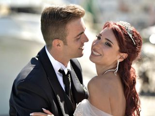 Le nozze di Dina e Francesco