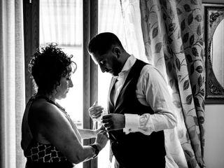 Le nozze di Simone e Fabiana 1