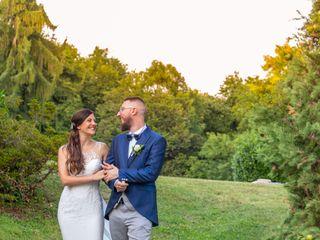 Le nozze di Cristian e Maria Cristina