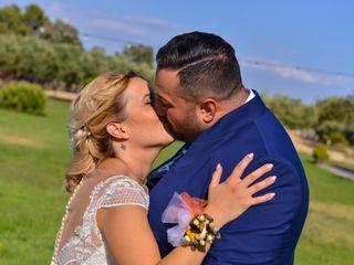 Le nozze di Michela e Alex