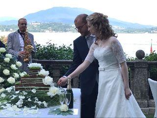 Le nozze di Jessica e Umberto