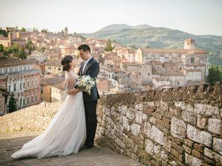 Le nozze di Chiara e Leandro