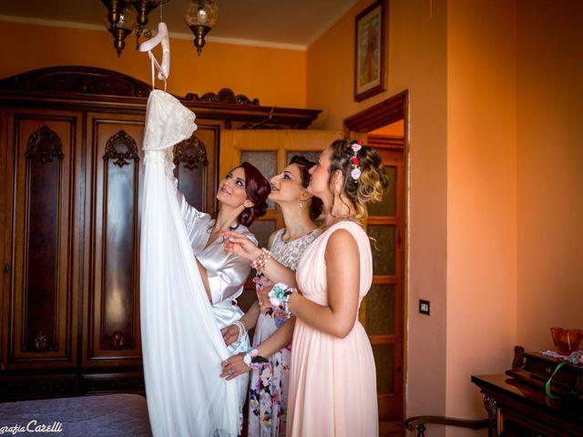 Il matrimonio di Mario e Valeria a Cirò Marina, Crotone 17