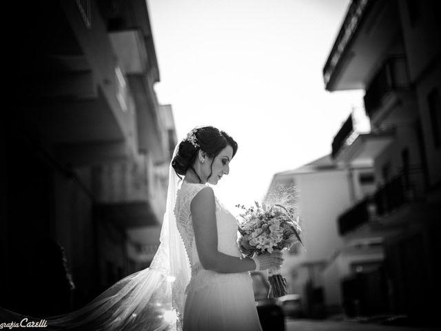 Il matrimonio di Mario e Valeria a Cirò Marina, Crotone 42