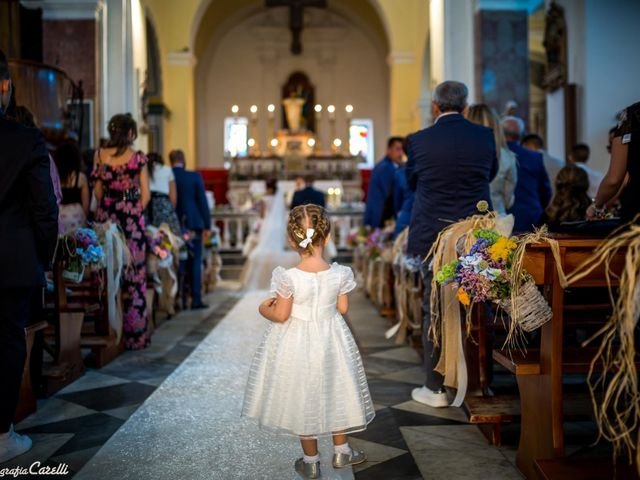Il matrimonio di Mario e Valeria a Cirò Marina, Crotone 56
