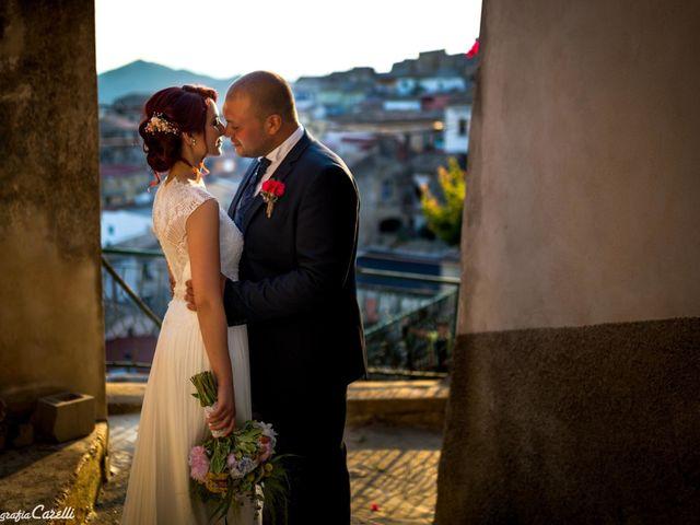 Il matrimonio di Mario e Valeria a Cirò Marina, Crotone 77