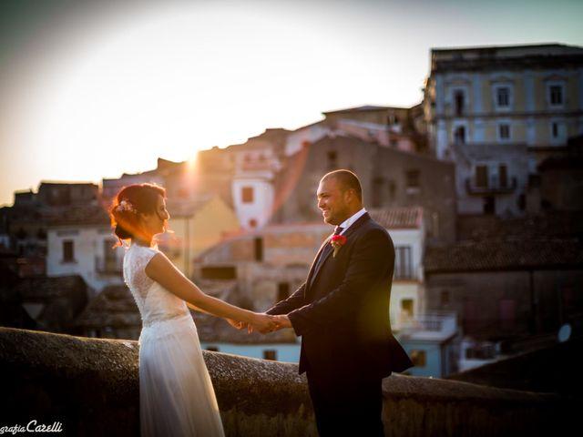 Il matrimonio di Mario e Valeria a Cirò Marina, Crotone 79