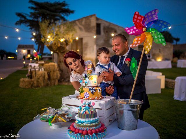 Il matrimonio di Mario e Valeria a Cirò Marina, Crotone 94