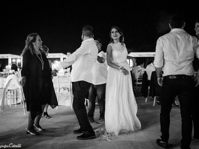 Il matrimonio di Mario e Valeria a Cirò Marina, Crotone 115