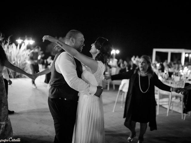 Il matrimonio di Mario e Valeria a Cirò Marina, Crotone 116