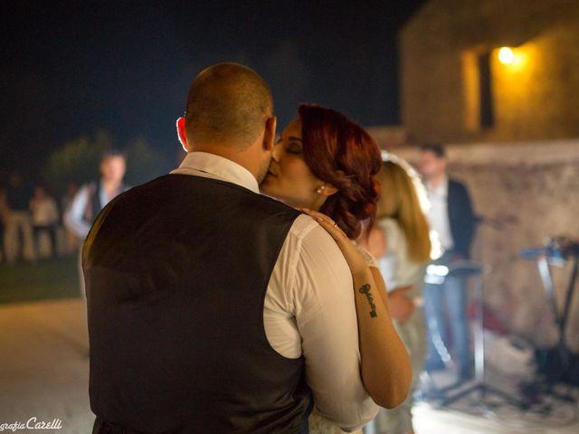 Il matrimonio di Mario e Valeria a Cirò Marina, Crotone 117