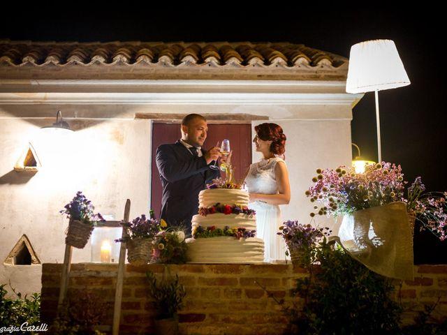 Il matrimonio di Mario e Valeria a Cirò Marina, Crotone 118