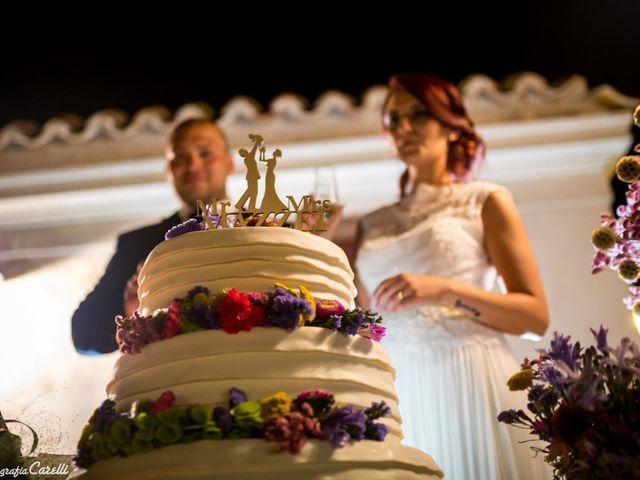 Il matrimonio di Mario e Valeria a Cirò Marina, Crotone 119