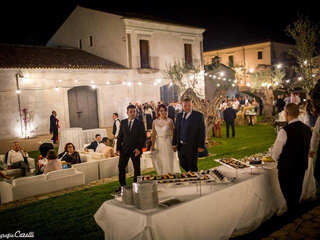 Il matrimonio di Mario e Valeria a Cirò Marina, Crotone 123