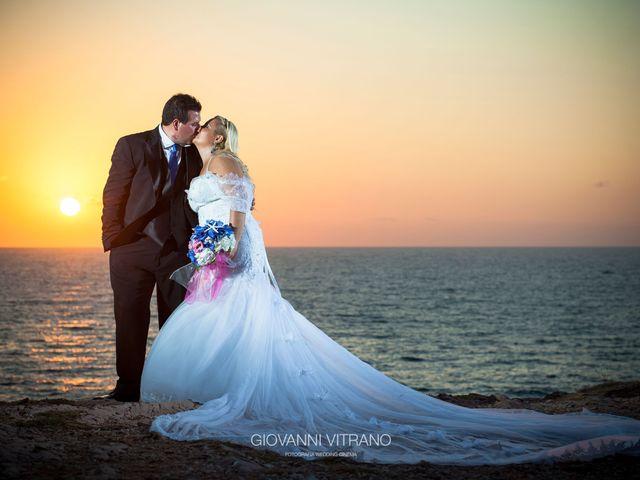 le nozze di Cristina Guarino e Leo Nobile