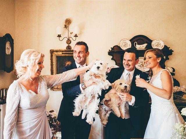 Il matrimonio di FABRIZIO e ANGELICA a Racconigi, Cuneo 27