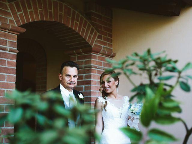 Il matrimonio di FABRIZIO e ANGELICA a Racconigi, Cuneo 32