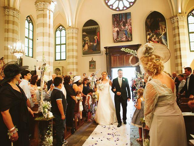 Il matrimonio di FABRIZIO e ANGELICA a Racconigi, Cuneo 45