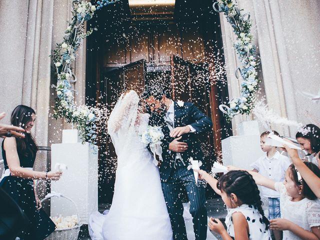 Il matrimonio di FABRIZIO e ANGELICA a Racconigi, Cuneo 52