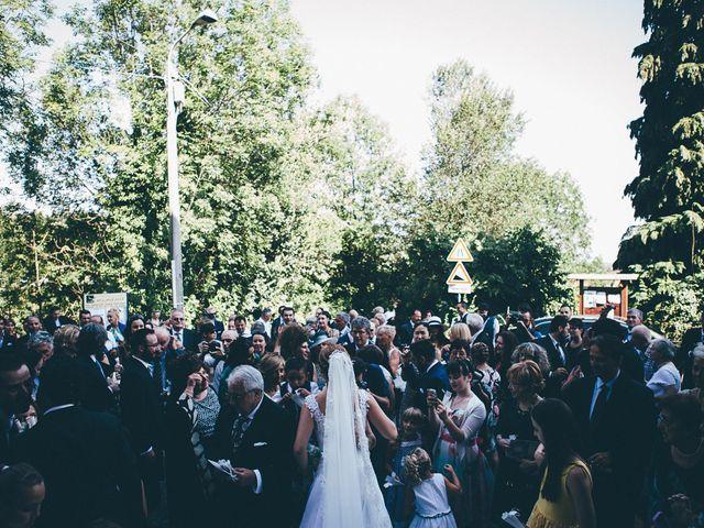 Il matrimonio di FABRIZIO e ANGELICA a Racconigi, Cuneo 55